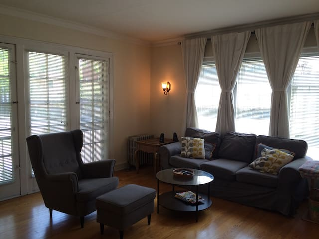 Spacious 1 bedroom--Central Street - Evanston - Apartmen