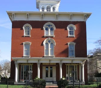 The Ragland Mansion B&B and Events - Petersburg - Гестхаус