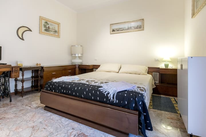 Double Queen size bedroom @Florence - Florence - Apartment