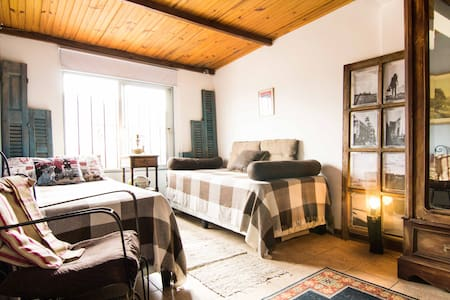 Private bedroom with attached - pocitos