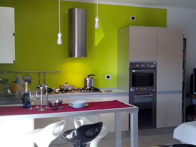 Appartamento  con terrazzo e Wi-Fi (2+1 posti) - Dogana