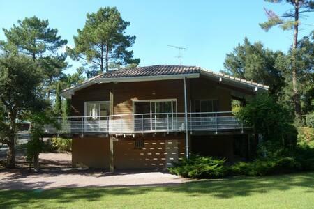 SEIGNOSSE VILLA: Huge House for 10 in Landes - Seignosse - House