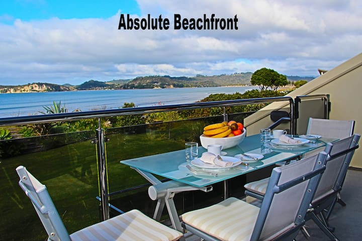 Whitianga - On the Beach - Whitianga - Bed & Breakfast