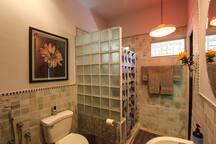 Bath in Main House