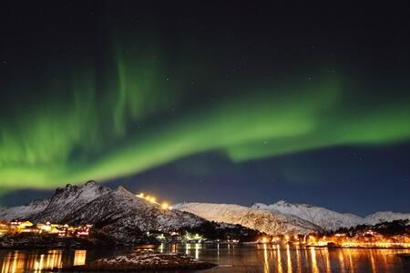 Aurora boreale 50% off - Svolvær - Bed & Breakfast