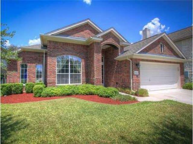 Large Beautiful Home for SXSW  - Cedar Park - Casa