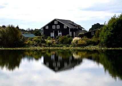 Hermosa y acogedora Casa Alemana - Llanquihue