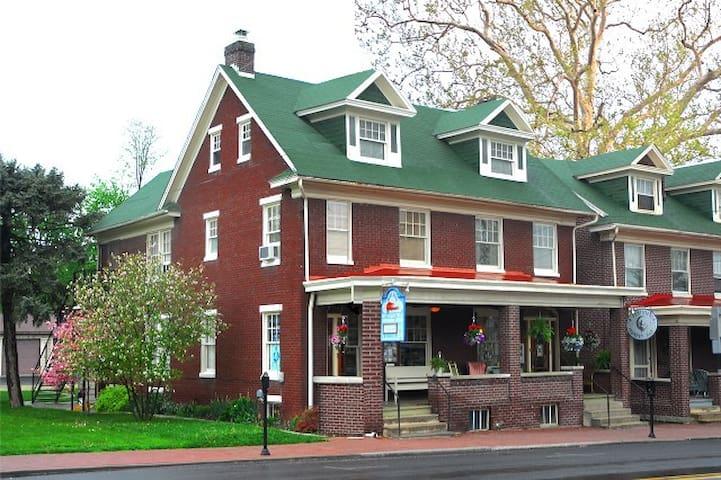 Cozy inn in Gettysburg's old town - Gettysburg - Bed & Breakfast