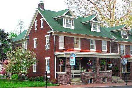 Cozy inn in Gettysburg's old town - 葛底斯堡(Gettysburg) - 住宿加早餐