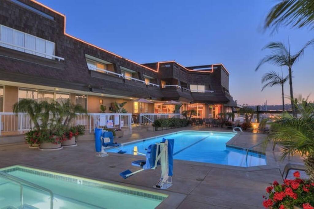 Boutique Hotel Shelter Island San Diego