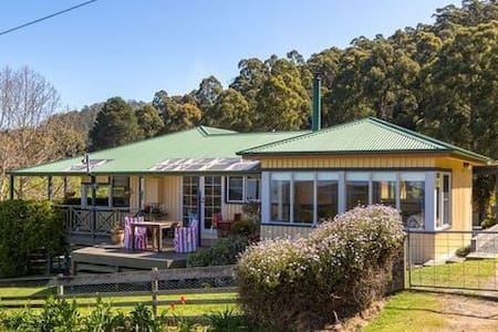 Cottage with views of Bruny Island - Middleton - Дом