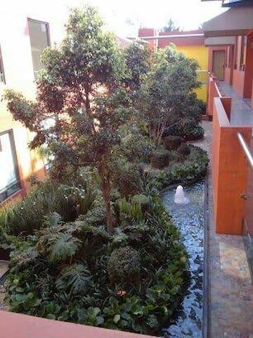 Espectacular departamento amueblado - Мехико - Квартира