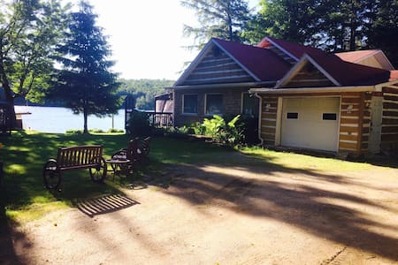 Chalet Lac Doré (Waterfront) 4 beds - Duhamel