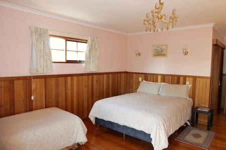Platypus Park Country Retreat - Ensuite room - Bridport