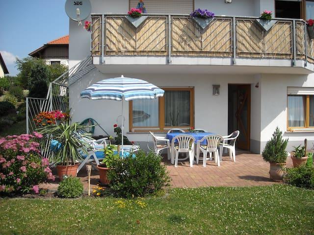 Ferienwohnung b. Bostalsee incl. Saarland Card - Nohfelden - Apartment