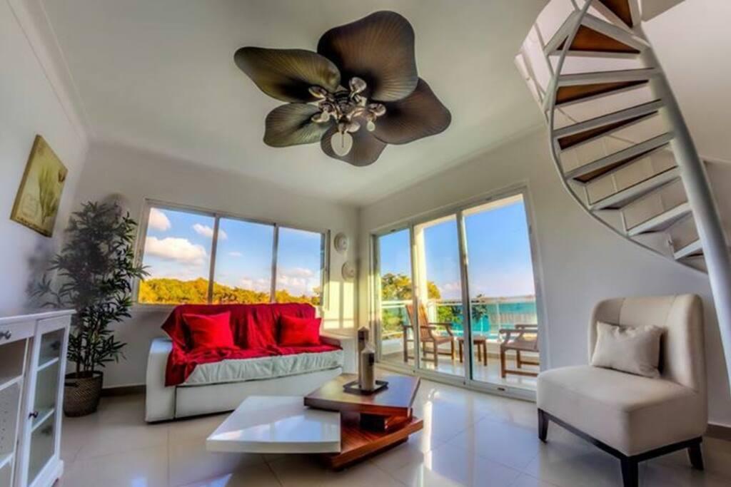 New Oceanview Loft Apt  501b  5th Floor