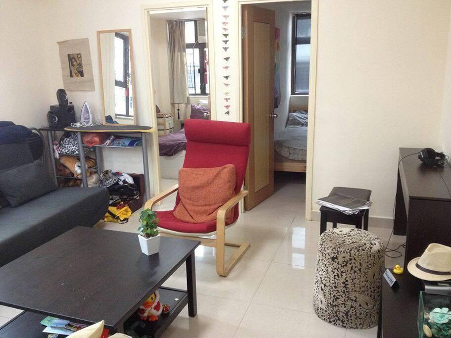Cosy appartment in wanchai appartements louer hong kong hong kong island hong kong - Farbiges modernes appartement hong kong ...