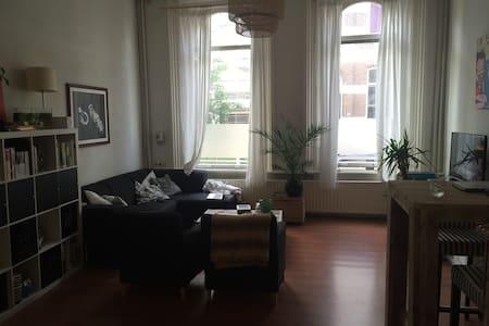 Ruim appartement in herenhuis, voor 4daagse lopers - Nimwegen - Wohnung