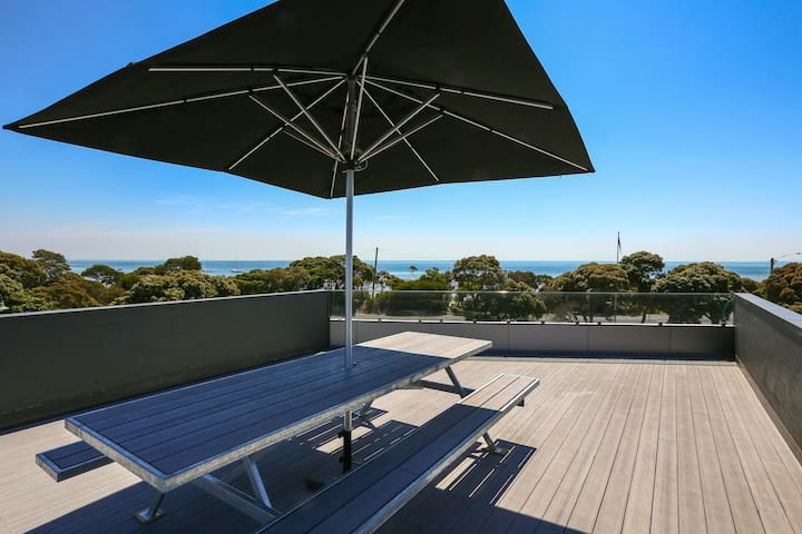 White Nest Apartment In the village - Blairgowrie - Lejlighed
