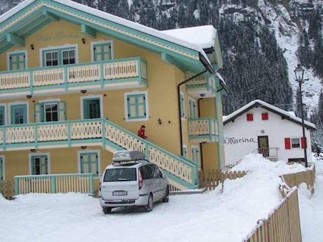 Appartamento 7posti in Val di Fassa