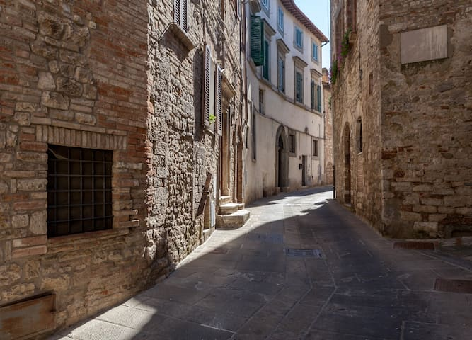 TODI Umbria Centre/No stairs/Carpark - Todi - Daire