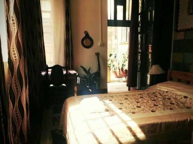 Tranquil Bedsitter - Garden Estate - Nairobi - Byt