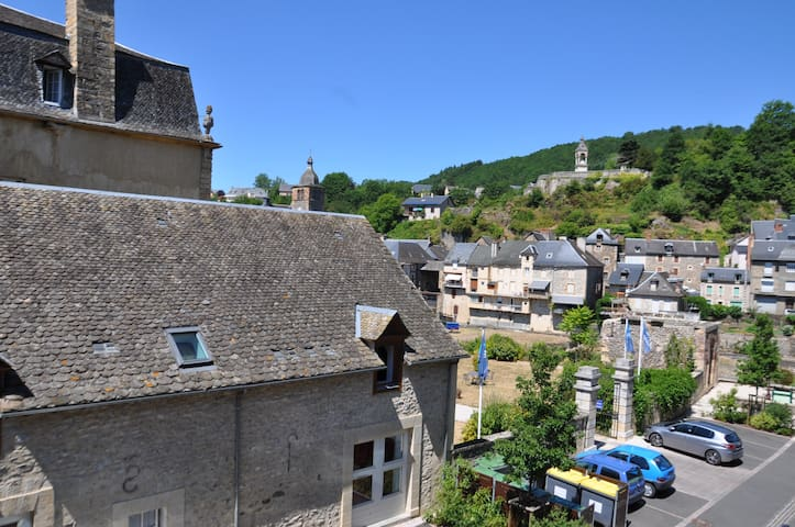 """Appartement  """"Lilas"""" pour 2 personnes - Saint-Geniez-d'Olt - Daire"""