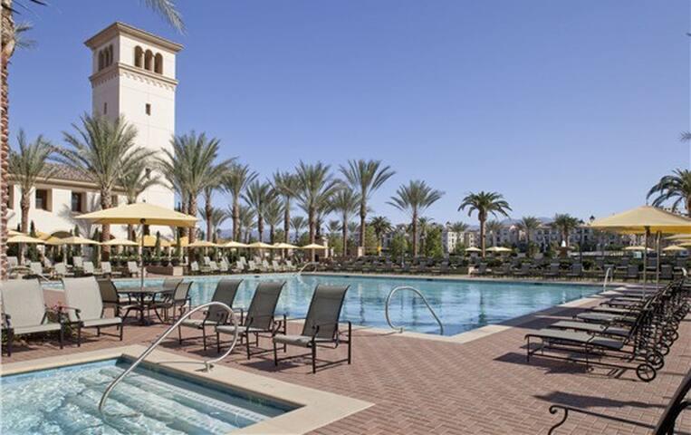 Resort living Irvine Spectrum - Irvine - Pis