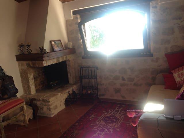 Meravigliosa villetta in montagna - Scontrone - Villa