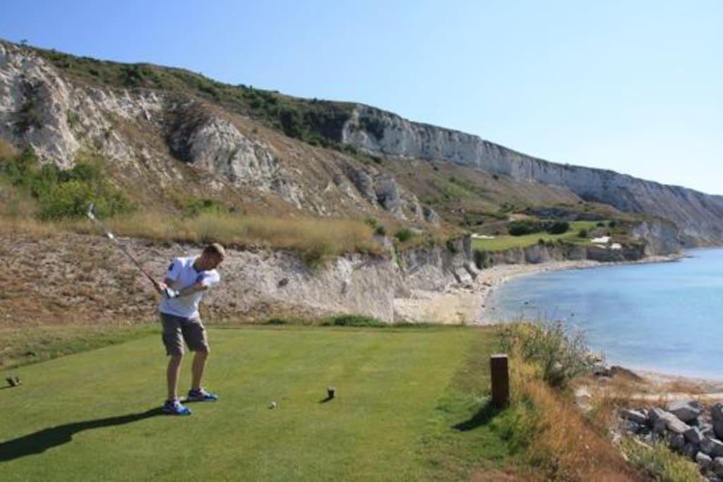 Thracian Cliffs Golf Course