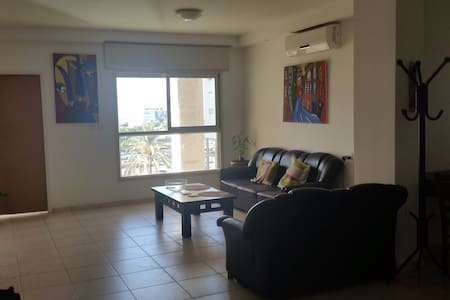 Spacious&Beautiful Apartment. - Netanya