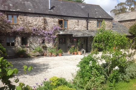 **Rural location near Bodmin Moor ** - Liskeard - Oda + Kahvaltı