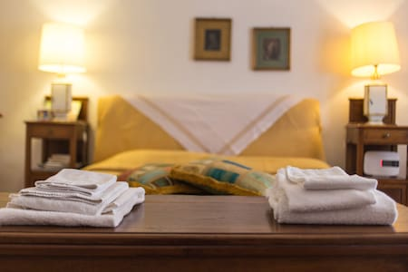 Historical in old town apt confortable & wifi - 斯波莱托 - 公寓