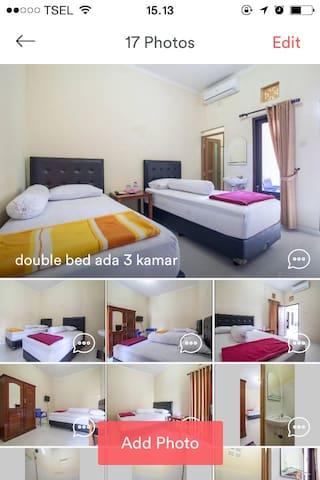 fidel homestay room 2 - Denpasar