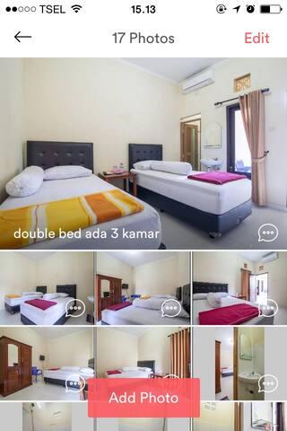 fidel homestay room 2 - Denpasar - Ev