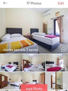 fidel homestay room 2 - Denpasar - Dom
