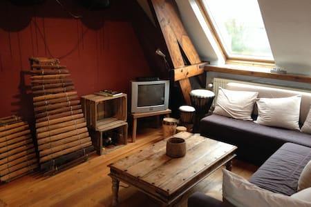 Cosy loft in pittoresk village - Bornem - Loft-asunto