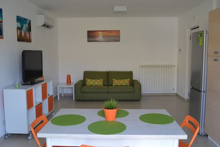 Brand new apartment near the sea - Pineto - Pis