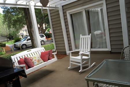 FLETC per diem - Awesome village beach condo 2b/2 - Saint Simons Island - Квартира