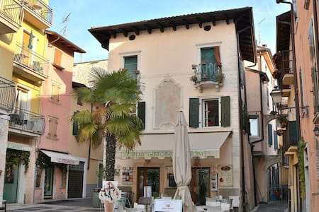 Apartment Sole - Torri Del Benaco - 托里德爾貝納科(Torri del Benaco)