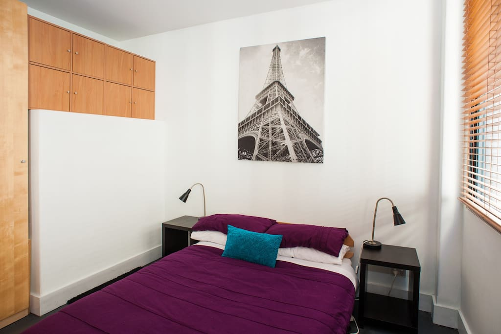 Apartment Q18 - right in the city