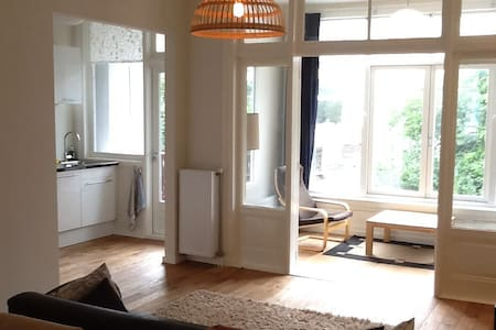 Newly renovated apartment of 70m2 - Den Haag - Huoneisto