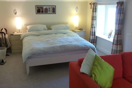 Coach House in Mendip village - Oakhill - Casa