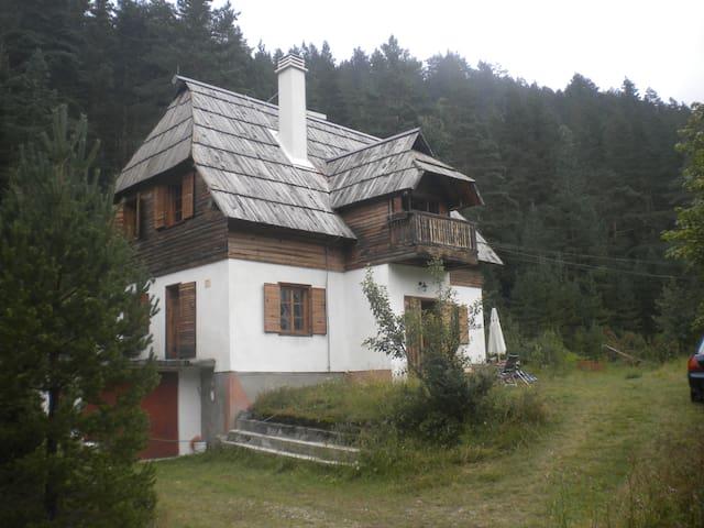 Zminica-Sarigora-Korman-Lac