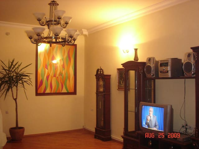Apartment rent in Yerevan centre - Jerevan - Byt