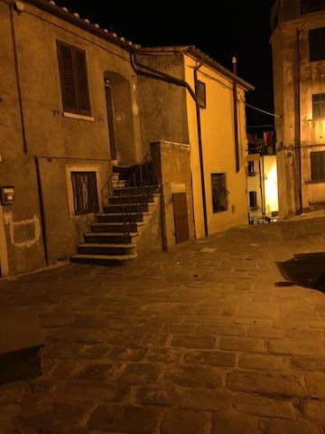 CASA VACANZA NEL CUORE DI MANCIANO - Manciano - Huis