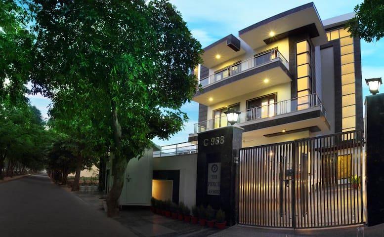 Property Facade, Outside View