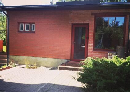 3-room house near Open-Air Museum - Rīga