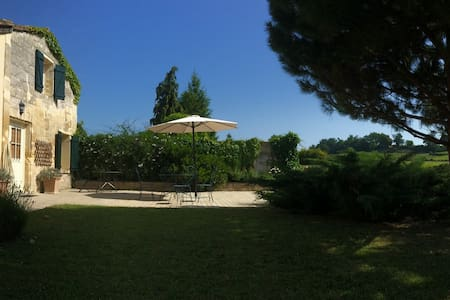 La petite maison des vignes - Saint-Émilion