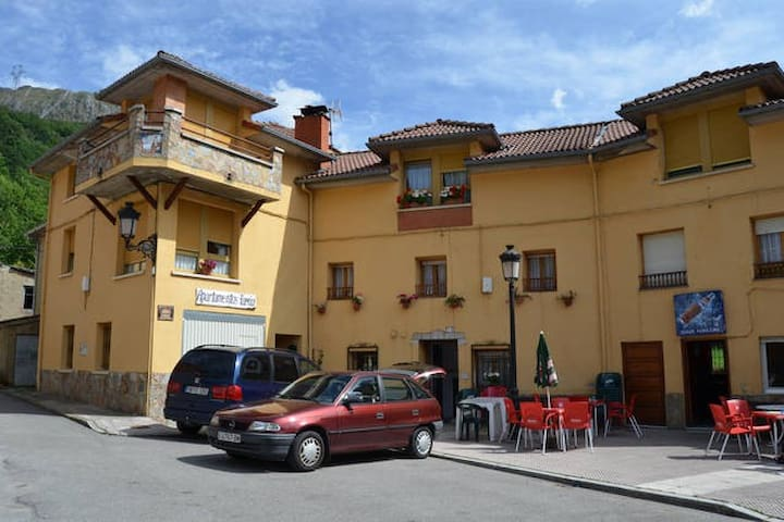 Apartamentos rurales en Tarna, Caso - Tarna